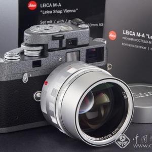 徕卡发布徕卡M-A相机限量版套装